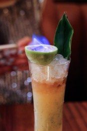 Horned King - Bacardi 8, Passionfruit & Cardamom Leaf